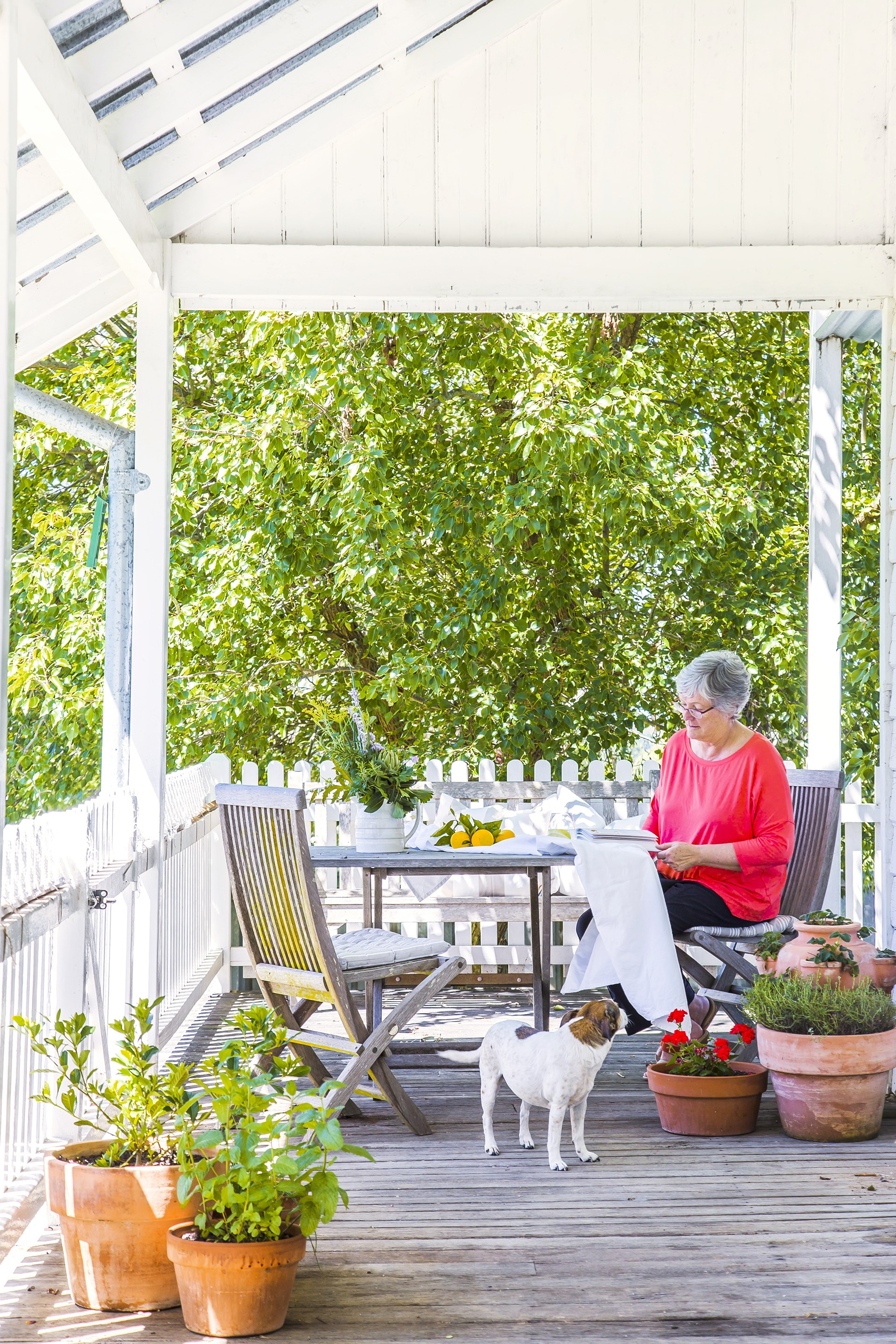 "After moving into [a converted school house]((http://www.homestolove.com.au/gallery-vals-converted-schoolhouse-in-the-country-1676|target=""_blank"") in the country, the owners built a balcony off one of the original classrooms to catch the winter sun. *Photo:* Maree Homer."