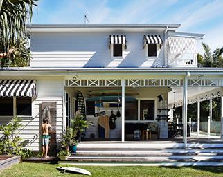 Byron Bay beach house