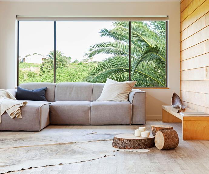 Eco city living room