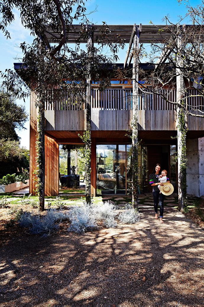 Plants like jasmine, gardenia and lavender will create a fragrant entry. Photo: Armelle Habib / bauersyndication.com.au