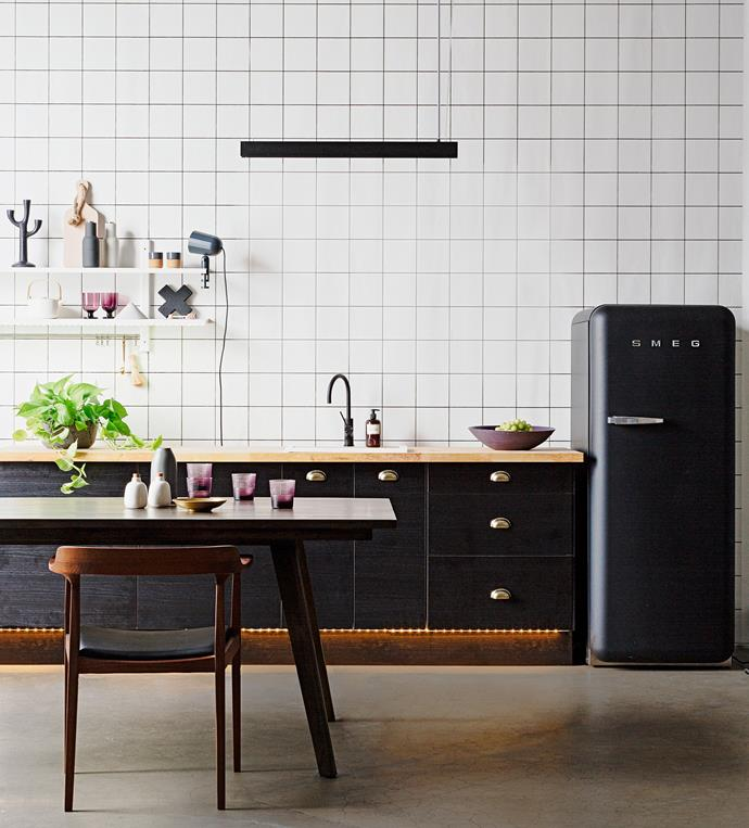 This kitchen might be perfect for one client – but useless for another – a good interior designer will know who they are designing for. Photo: Felix Forest