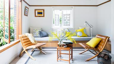 Dianne and David's small house design makes a big impact