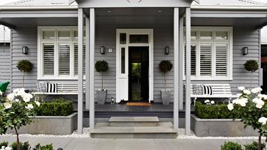 Hello beautiful: How to create a welcoming front garden
