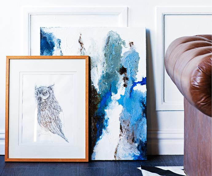 Artworks and paintings