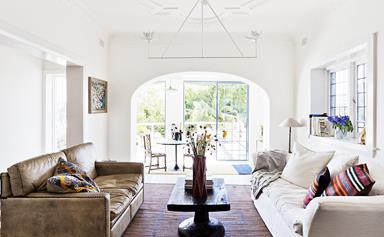 Interior Style Q & A: Sydney tailor Patrick Johnson