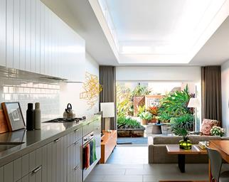 Rundown Sydney terrace renovation