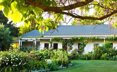 Country-style garden ideas