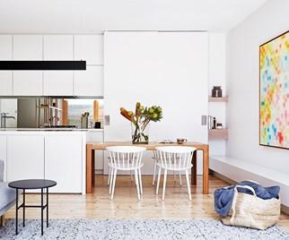Edwardian kitchen renovation