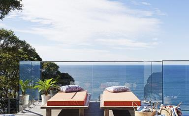 Heidi's Moroccan-inspired beach house
