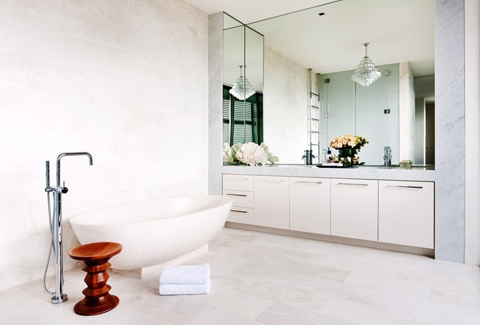 Luxurious and ambient bathroom