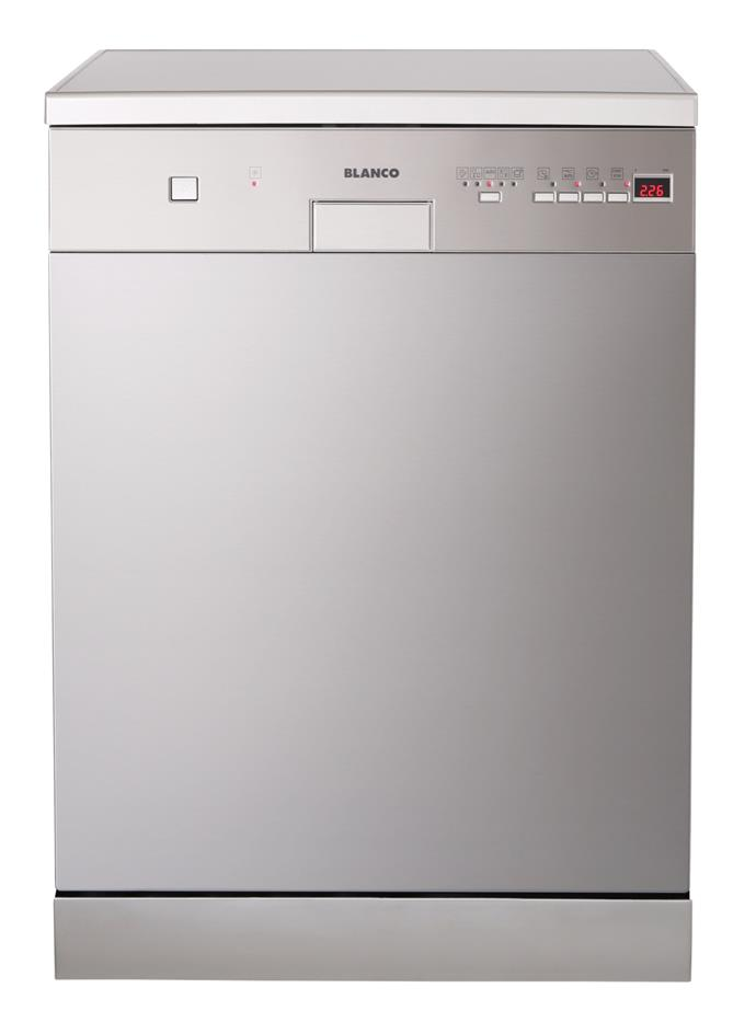 **Blanco BDW4610X dishwasher, $1699**  4-star energy rating  A 6-star WELS rated model, this dishwasher saves energy by auto opening its door to allow dishes to finish drying naturally. Its eco programs reduce the rinse temperature and it switches to standby mode after five minutes.