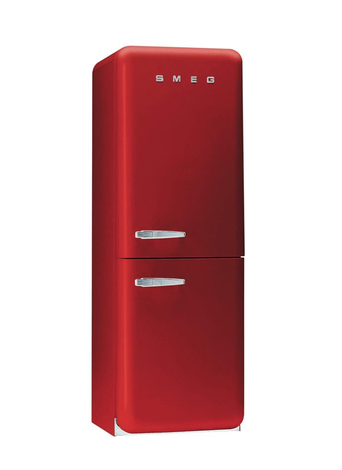**Smeg FAB32RRDNA1 326L fridge/freezer, $5690**  3.5-star energy rating  This retro-fabulous offering from Smeg features an environmentally preferable refrigerant and a tropical rating, which means it's a good choice for those in our warmest climates.