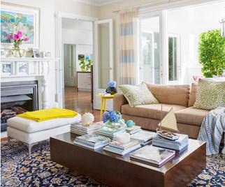 Indoor/outdoor open living room