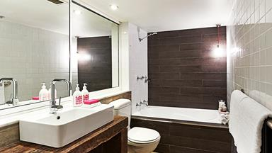 4 budget ways to update your bathroom