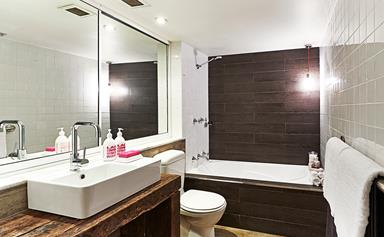 4 budget ways to update your bathroom