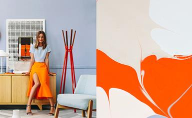 Unexpected colour combinations that work