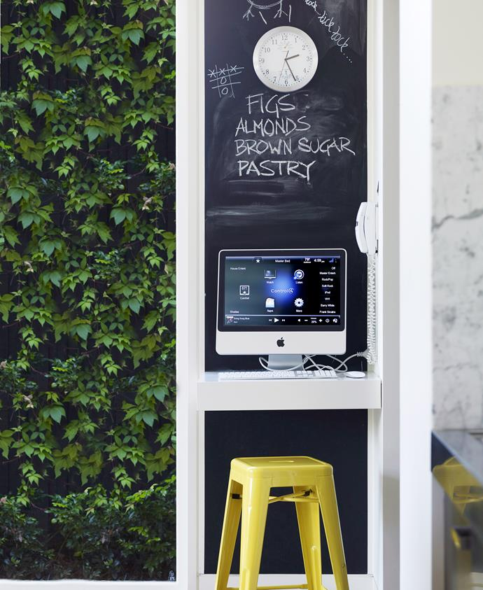Anything from lighting, security, airconditioning, audio and video systems, motorised blinds, curtains, pool/spa pump, keyless entry, irrigation and water features can be controlled by a smart phone or app. Photo: Derek Swalwell / bauersyndication.com.au