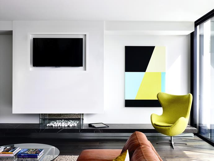 A glance around any home shows many systems, from entertainment to heating, that could be efficiently automated and coordinated via a master control. Photo: Derek Swalwell