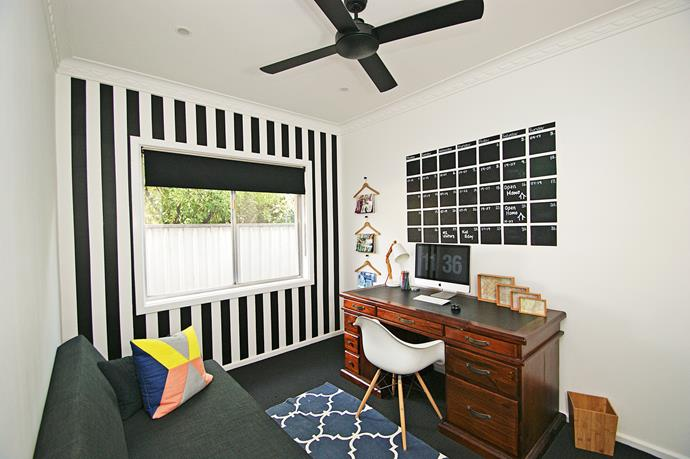 Before And After Brodie And Cowan S Black And White Home