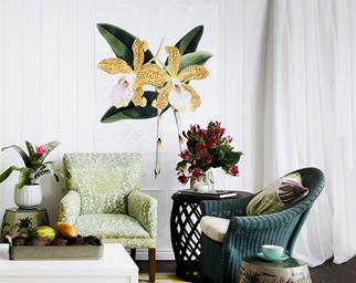 Be inspired by tropical decorating