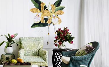 Style inspiration: Tropical living