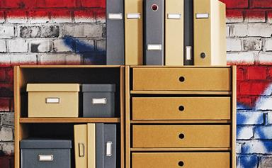 Super storage ideas with a difference