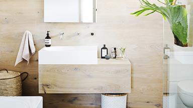 Making progress: Environmentally friendly bathrooms