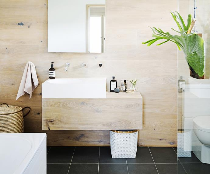 Environmentally friendly bathrooms