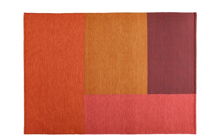 "[Armadillo&Co](http://armadillo-co.com/|target=""_blank""), Marle Fold rug, custom size and shape."