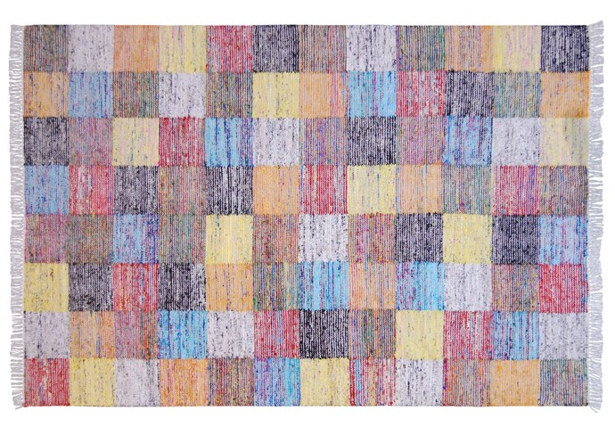"""Over The Rainbow rug in Multi, $499 for 1.6m x 2.3m, from [Freedom](http://www.freedom.com.au/