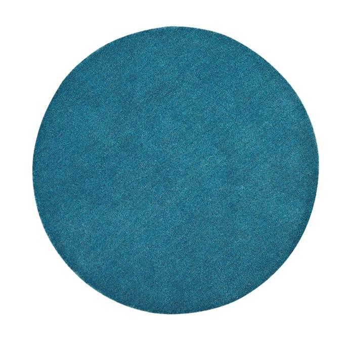 "Spot rug in Aqua, $25 for 0.7m, from [Fantastic Furniture](http://www.fantasticfurniture.com.au/|target=""_blank"")"