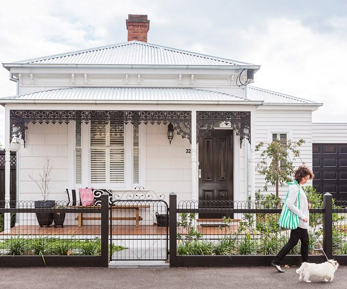 Inner-city Victorian cottage renovation