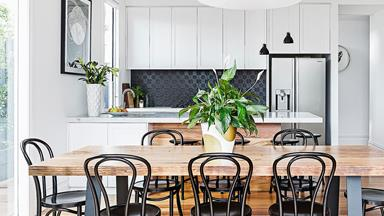 Rachel and Marty's modern-classic renovation