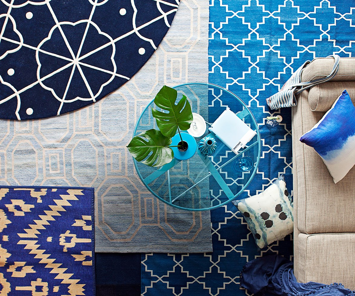 Rugs can help a room come together. Photo: Maree Homer / bauersyndication.com.au