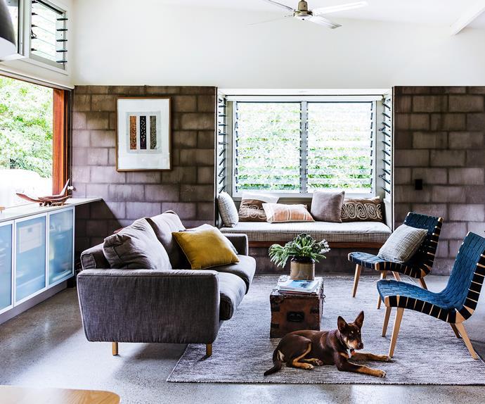 Queensland eco-friendly living room