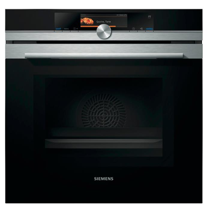 **iQ700 HN678G4S1B 60cm Built-In Oven, $5499** Combining a 67L oven and microwave in one impressive unit, the iQ700 features intuitive cooking so you can set and forget, bakingSensor and roastingSensor technology plus automatic self-cleaning. From [Siemens](http://www.siemens-home.com/).