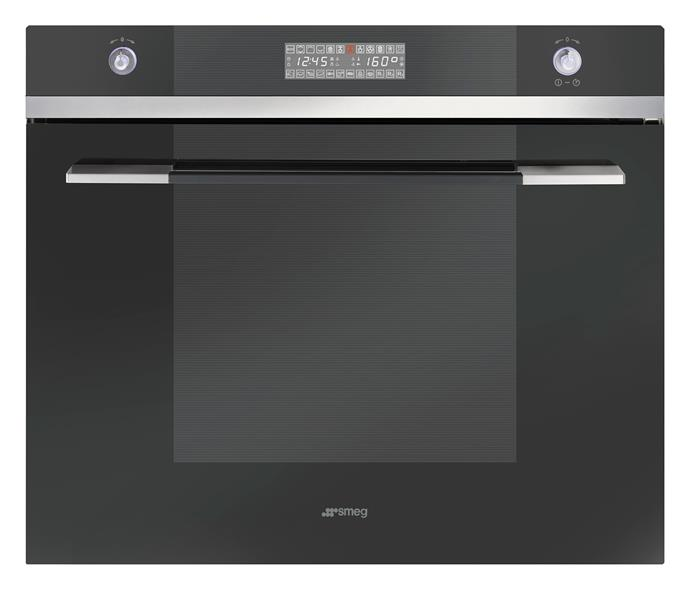**SCA712N Linear 70cm Multifunction Oven, $3890** Make a statement with this chic Italian-made oven in black glass, with stainless-steel details. It has a 90L capacity, 12 cooking functions, and manual or programmable cooking, available from [Smeg](http://www.smeg.com.au/).