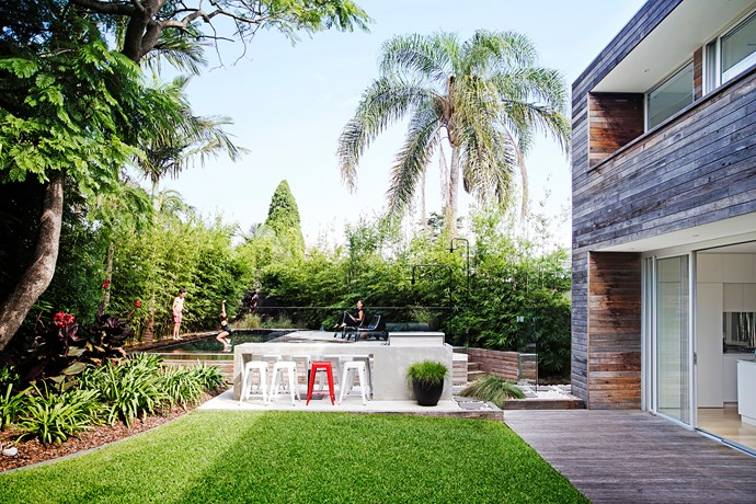 """The garden was done over eight months by two landscape companies, [Effect Landscaping](http://www.effectlandscaping.com.au/
