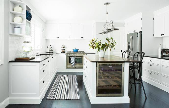 """With ample storage, room to circulate and a [Vintec](http://www.vintec.com.au/
