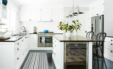 Claire's Hamptons-inspired Canberra home
