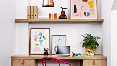 5 tips for designing the ultimate home office