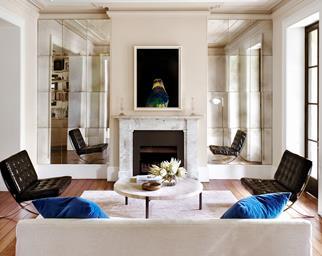 Georgian-style luxury home