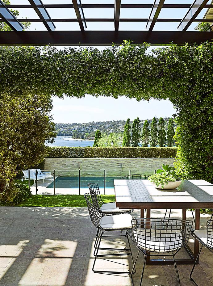 """Framing a view and placing furniture to create vignettes is important to build a sense of drama and beauty,"" says interior designer [Sarah Davison](http://www.sarahdavison.com.au/?utm_campaign=supplier
