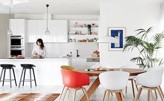 Melbourne Scandi-styled kitchen renovation