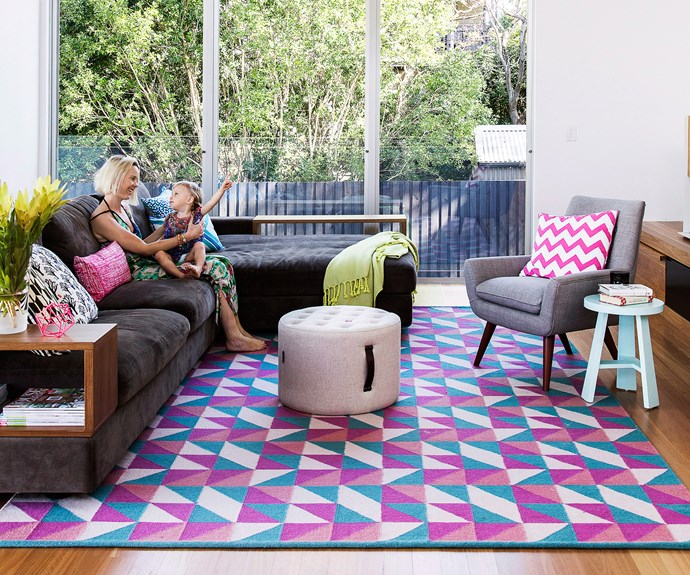 Create a child-friendly interior that is perfect for adults too
