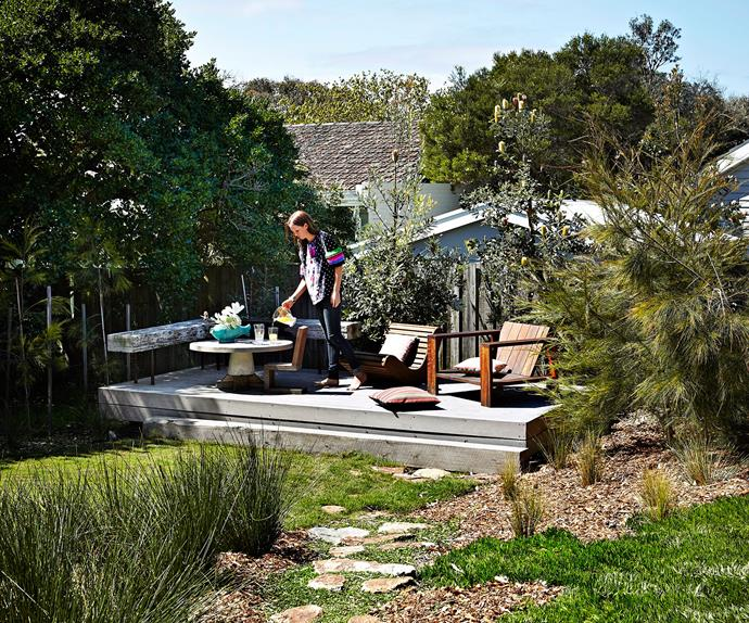 How to create a coastal garden