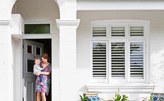 Family home in Sydney's Inner West