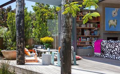Ariane's adaptable Perth home