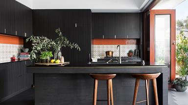 Retro refit: A '70s inspired kitchen