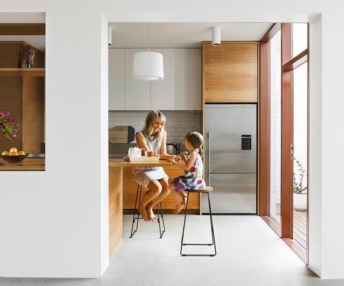 Kitchen in inner-city Sydney
